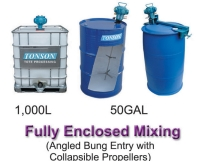 Fully Enclosed Mixing