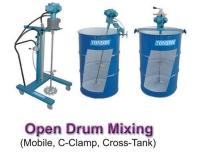 Open Drum Mixing