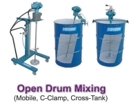 Open Drum Mixing