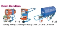 Cens.com Drum Handlers TONSON AIR MOTORS MFG. CORP.
