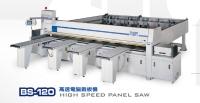 High speed panel saw