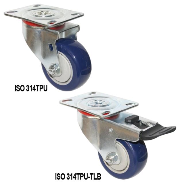 工業用活動輪