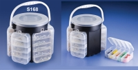 Tool holders (tool bags, baskets, boxes)