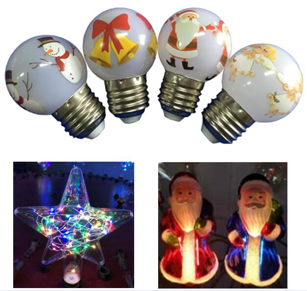 LED Christmas Decorative Lamp