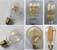 Led Soft filament lamp