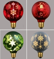 LED Laser Christmas Decorative Lamp