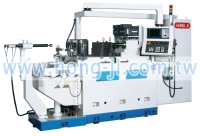 Cens.com Knee Type Deep Hole Drilling Machine HORNG JI PRECISION MACHINERY  LTD.