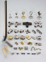 Door and window accessories, Metal Parts, Fittings, and Accessories, Cabinet Hardware