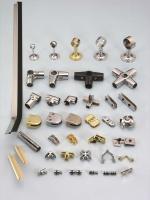 管類固定器及玻璃五金固定器