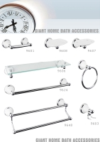 Cens.com Towel Racks GIANT HOME BATH ACCESSORIES CO., LTD.
