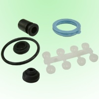Assorted Rubber/ Plastic Extrusions/ injections