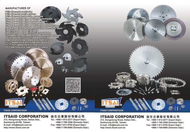 Woodworking Tools  / Cutters and Knives / Circular Saw Blades / Mills  / Cutters / Slitters