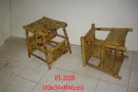 母子椅 (俗稱椅轎)