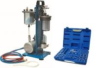 半自動循環式-冷氣管路清洗機(+萬用式冷氣測漏接頭組