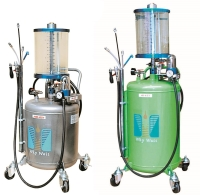 Glass chamber type - Oil Extractor