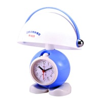 Three-section Table Lamps with Touch Sensor (with a built-in alarm clock)