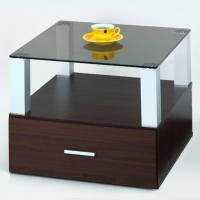 Cens.com Wooden End Table TAI JIE GLASS CO., LTD.