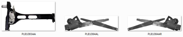 PLB1083AA / PLB1084AL / PLB1084AR