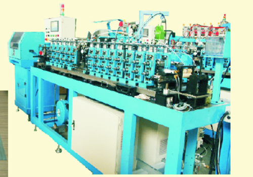 Cens.com Tube Machine TIAN WEI MACHINERY INDUSTRY CO., LTD.