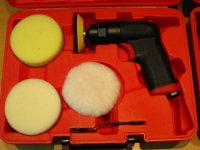 AIR COMPOSITE POLISHER KIT