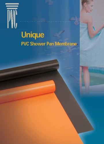 UNIQUE Shower Pan