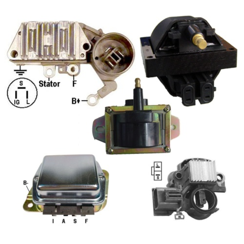 Ignition Module And Coil
