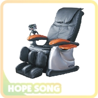 Synchronized Music Massage Chair with Jade Thermo-Therapy