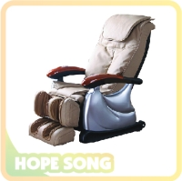 Synchronized Music Massage Chair With Soothing Warmer on Sole
