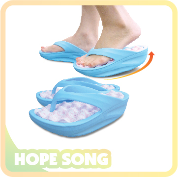 EVA Foot Massage Slipper