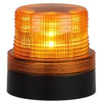 MAGNET LED ROTATING/STROBE LIGHT