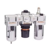 空氣調理組合(過濾器+調壓閥+給油器)