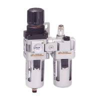Filter Regulator+Lubricator