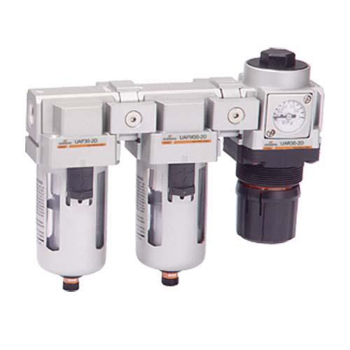 Air Filter+Mist Separator+Regulator