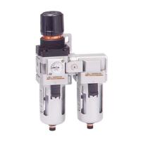 空气调理组合(过滤调压阀+油雾分离器)