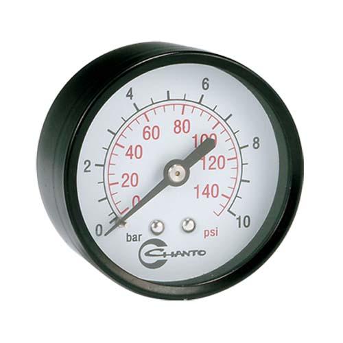 圆形压力表