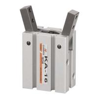 KA V型氣壓夾/夾爪