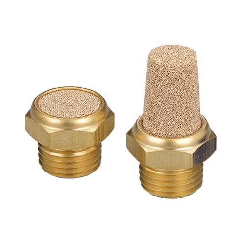 ST / SU Brass Silencer
