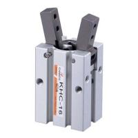 KHC V型氣壓夾/夾爪