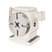 RCT hydraulic coupling gear index table