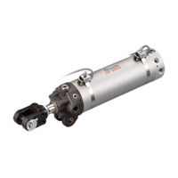 AKS Clamp Cylinder