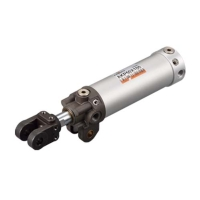 AKP Clamp Cylinder