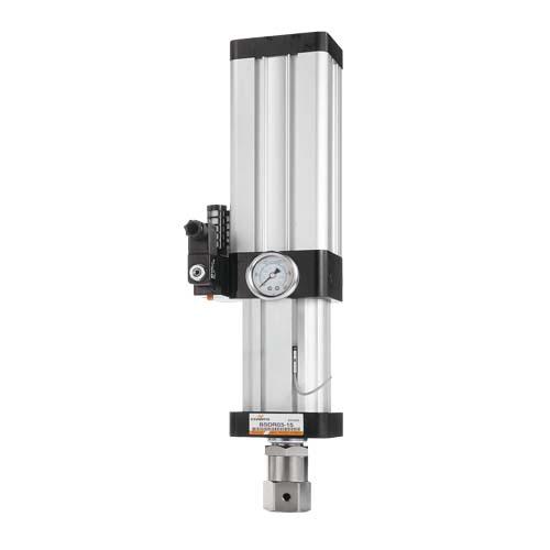 BSDR Pneumatic Power Cylinder