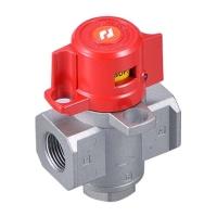 UAH 3-port valeve for residual pressure release