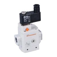 UAV Soft start-up valve