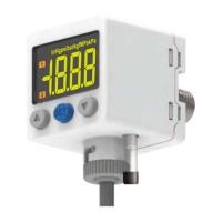 SE50 digital pressure switch