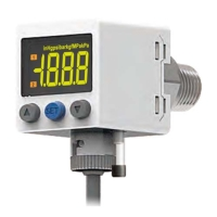 SE51 digital pressure switch