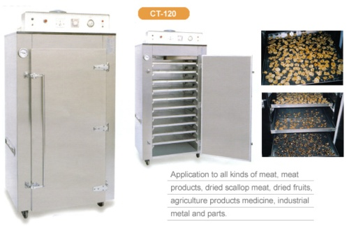 Stainless Steel Electric Dryer