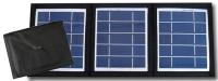 多功能折叠式太阳能板发电装置