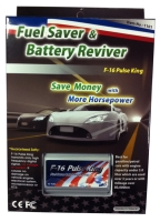 F-16 Pulse Tech Fuel Saver & Battery Reviver