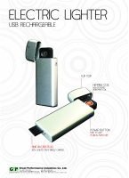 Cens.com USB LIGHTER GREAT PERFORMANCE INDUSTRIES CO., LTD.